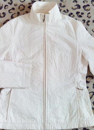 Стеганая деми куртка от marks&spencer