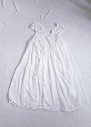 Пляжная туника, платье пляжное