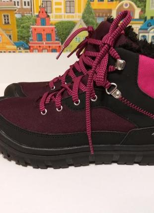 Ботинки quechua  25 см стелька
