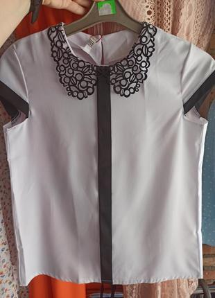 Дитячі блузки, шкільні блузки