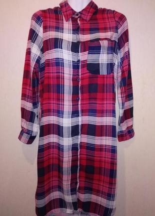 🌺 🌿 🍃 платье /рубашка натуральная ткань 🌺 🌿