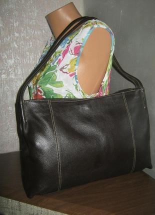 100% натуральная кожа сумка женская кожаная в идеале