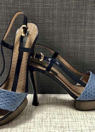 Босоножки туфли emporio armani