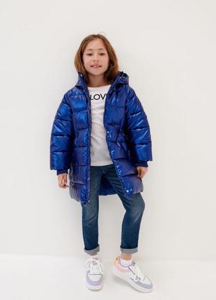 Куртка пальто 98-140
