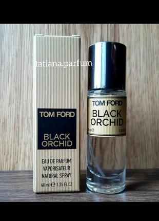 Tom ford black orchid тестер 40 ml, мини парфюм, парфюмированная вода, туалетная вода, духи