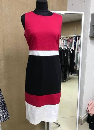 Летняя распродажа 🔥🔥🔥 трех цветное платье прямое без рукавов