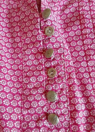 Натуральная хлопковая блуза большой размер батал3 фото
