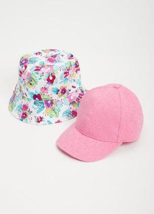 Новый набор tu панамка и кепка бейсболка, есть размеры