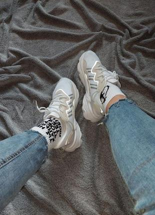 Adidas ozweego white reflective кроссовки адидас женские озвего обувь взуття кеды