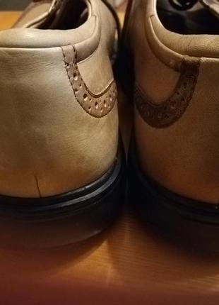 Последняя пара кожаные классические туфли4 фото
