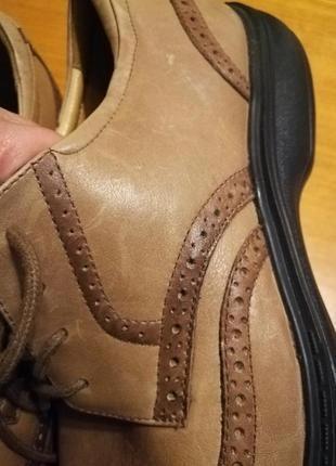 Последняя пара кожаные классические туфли5 фото