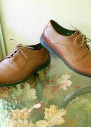 Туфли clarks размер 44 оригинал
