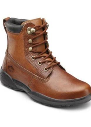 Комфортные кожаные ботинки
