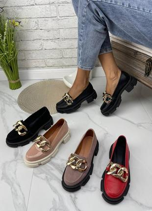 Туфли женские, новинка 2021