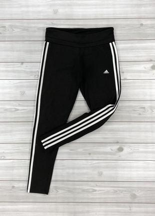 Женские спортивные лосины adidas размер s