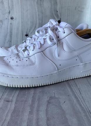 Nike force кроссовки
