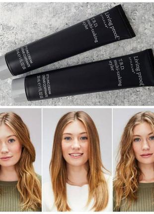 Мультизадачный крем для стайлинга волос living proof style lab t.b.d. multi-tasking styler