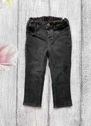 Крутые джинсы штаны брюки h&m размер 12-18мес