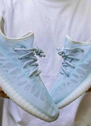 Кроссовки adidas yeezy 350 mono ice3 фото
