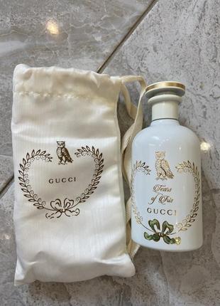 Гуччи слезы ириса - gucci tears of iris парфюмированная вода 100 ml.