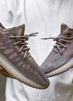 Кроссовки adidas yeezy 350 mono mist3 фото