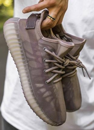 Кроссовки adidas yeezy 350 mono mist2 фото