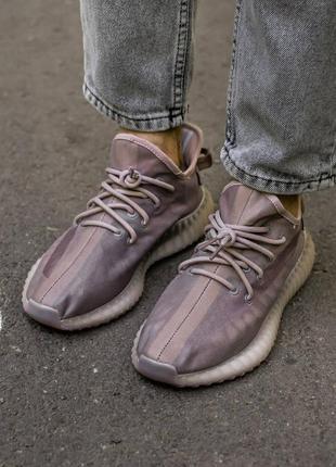 Кроссовки adidas yeezy 350 mono mist5 фото