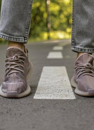 Кроссовки adidas yeezy 350 mono mist6 фото