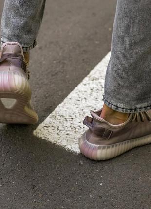 Кроссовки adidas yeezy 350 mono mist8 фото