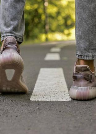 Кроссовки adidas yeezy 350 mono mist7 фото