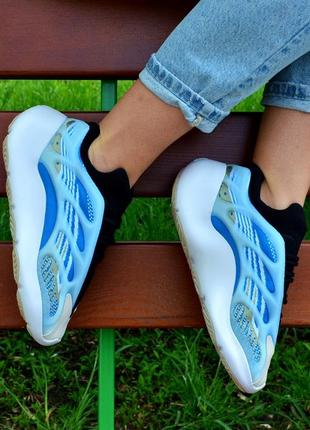 Женские кроссовки adidas yeezy 700 v3 адідас ізі адидас изи жіночі кросівки