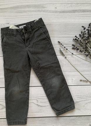Джинсы на мальчика,4/104, джинсы на 4 года