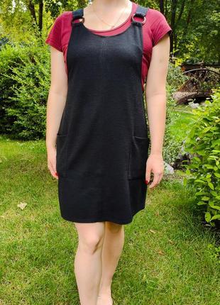 Платье-комбинезон сарафан new look