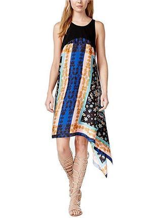 Актуальное фсимметричное платье rachel roy размер s-m