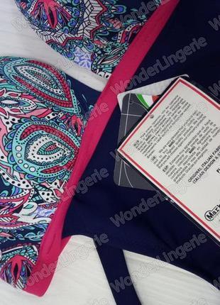 Florence m-507 marko сдельный слитный купальник монокини на завязках cosmo-fresia6 фото