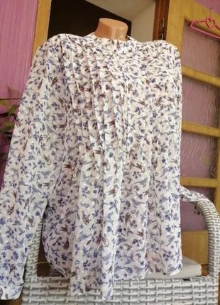 Роскошная блуза