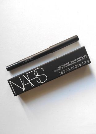Гелевый карандаш для глаз nars high-pigment longwear