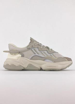 Кроссовки adidas ozweego adiprene light grey