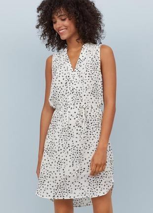 Новое платье h&m. размер 36