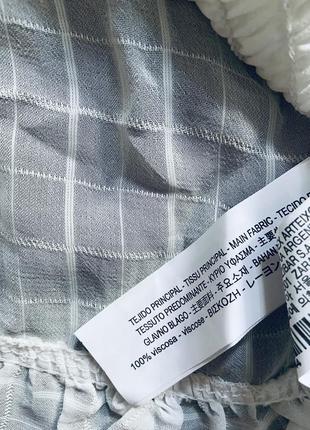 Блузка натуральная ткань zara8 фото