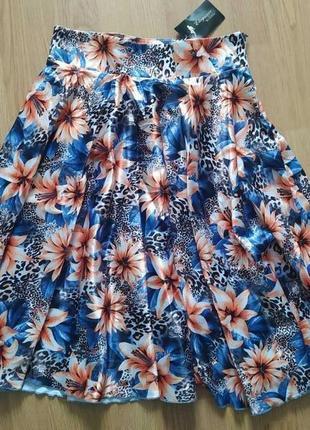 Шикарная летняя юбка