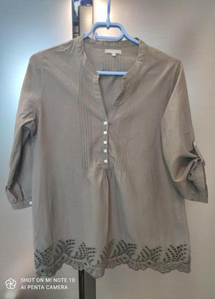 Блузка из хлопка.