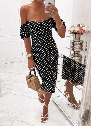 Очень красивое платье в 4 цветах