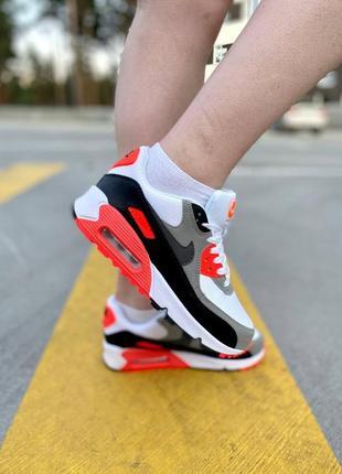 Женские кроссовки nike air max 90#найк3 фото