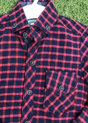 Рубашка на мальчика 2 года4 фото