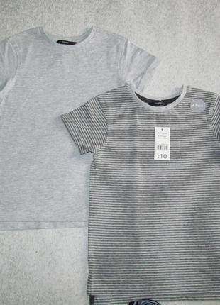 Набор футболок george 6-7лет