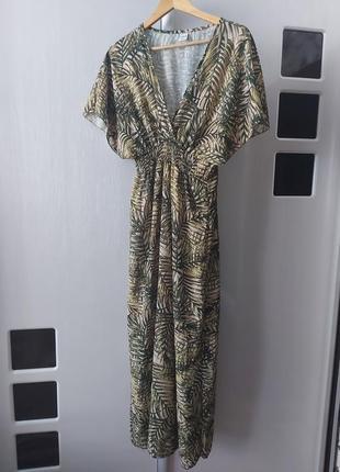 Платье zebra