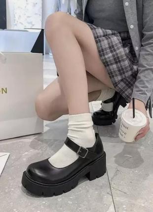 Лолита туфли ботинки балетки кросовки кеды на платформе туфельки с каблуком