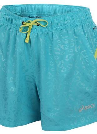 Asics легкие шорты женские хл