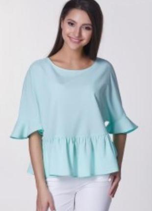 Хлопковая блуза туника скружевом и волатаии 100% хлопок.